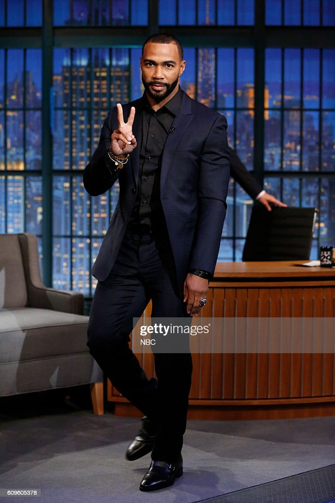 "NBC's ""Late Night With Seth Meyers"" With Guests Neil Patrick Harris, Omari Hardwick, James Blake"