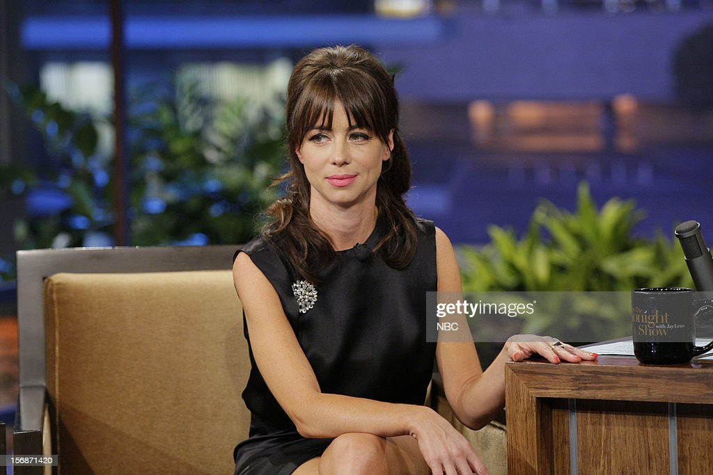 Comedian Natasha Leggero during an interview on November 22, 2012 --