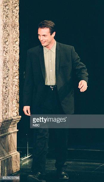 Actor James Wilder arrives on April 27 1994