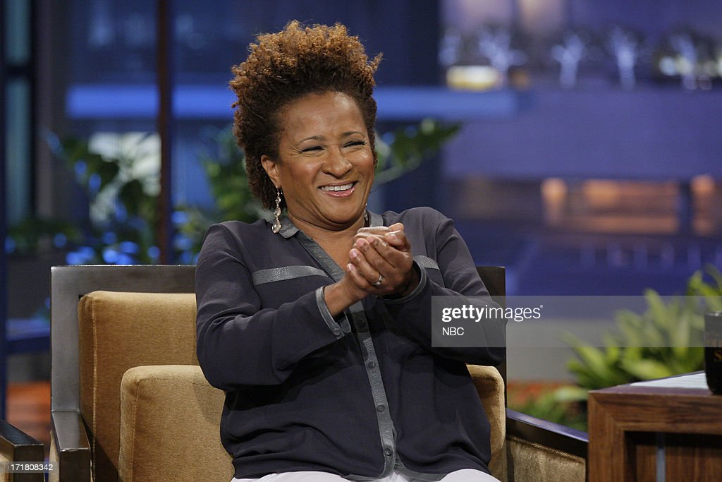 Comedian Wanda Sykes during an interview on June 28, 2013 --