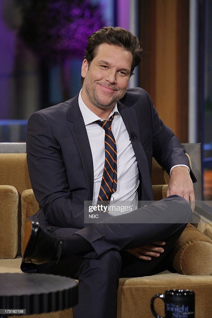 """NBC's """"The Tonight Show with Jay Leno"""" With Guests Dane Cook, """"Catfish"""" Nev Schulman, Matt Nathanson"""