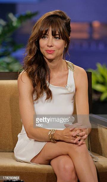Comedian Natasha Leggero during an interview on August 28 2013