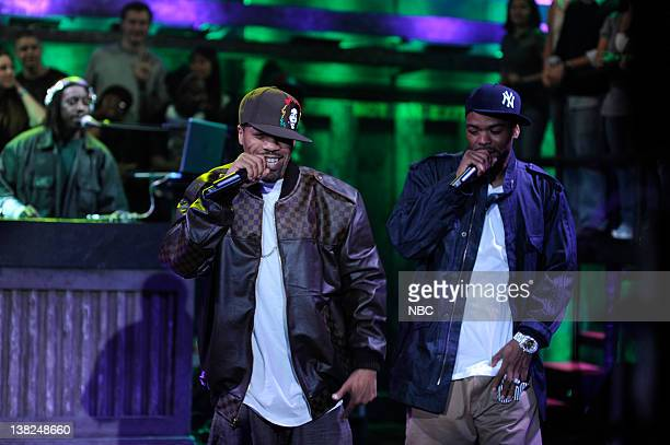 FALLON Episode 46 Airdate Pictured Musical guest Method Man Redman performs on May 18 2009