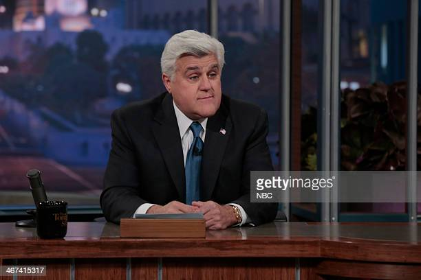 Host Jay Leno reminisces on his 22 year run as host of the Tonight Show on February 6 2014