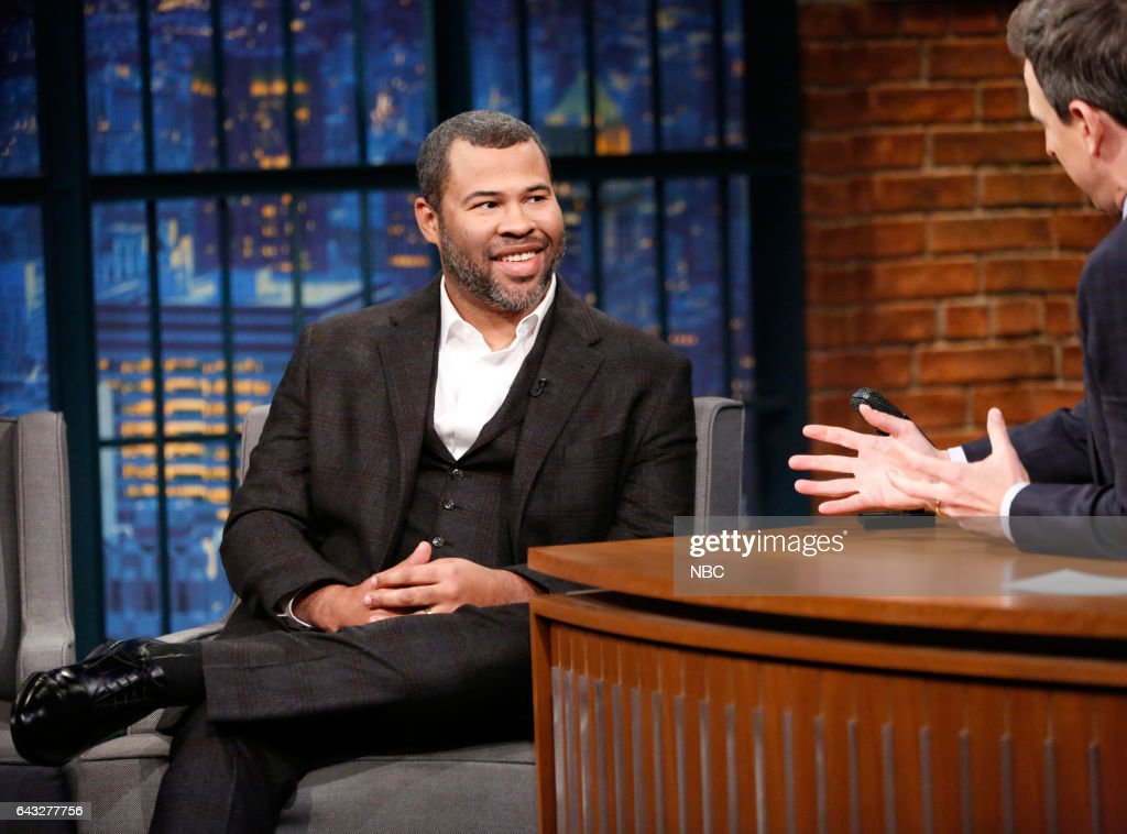 """NBC's """"Late Night With Seth Meyers"""" With Guests Anna Kendrick, Jordan Peele, Old 97's"""