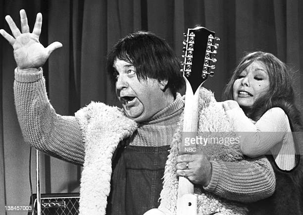 THE MONKEES Episode 5 Aired 10/10/66 Pictured Jacques Aubuchon as Boris Arlene Martel as Madame Olinsky