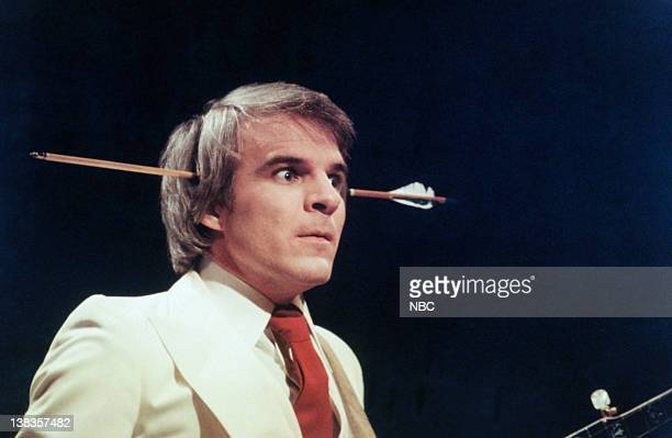 Steve Martin during the monologue