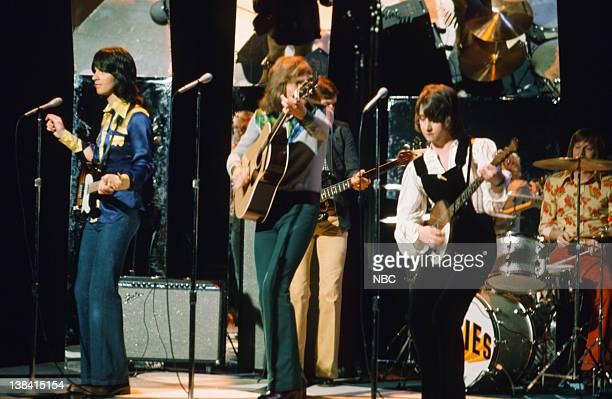 The Hollies Terry Sylvester Mikael Rickfors Bernie Calvert Tony Hicks Bobby Elliott