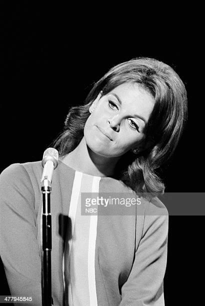 Episode 502 -- Pictured: Singer/actress Claudine Longet --