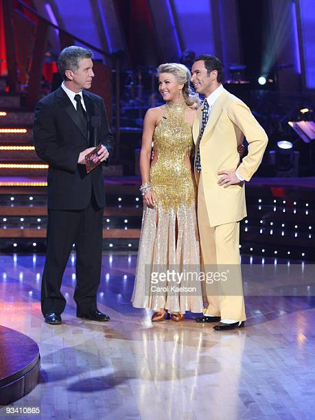 SHOW 'Episode 510A' It was the final round on the most dramatic season yet of 'Dancing with the Stars' as the last three couples each performed three...