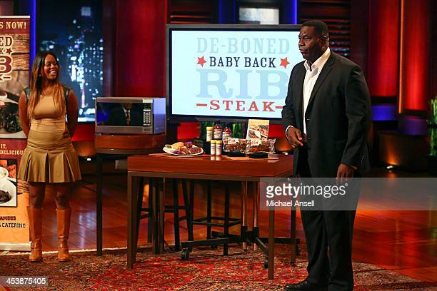 TANK 'Episode 513' A former pro football player from Avon Ohio tries to sell the Sharks on his delicious boneless baby back ribs which can be cooked...