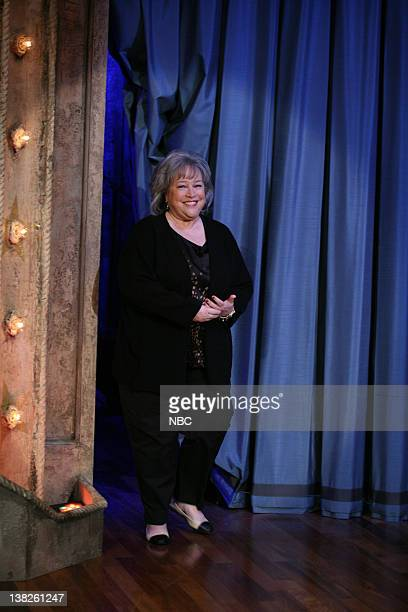 Kathy Bates in an interview with Jimmy Fallon on October 3 2011