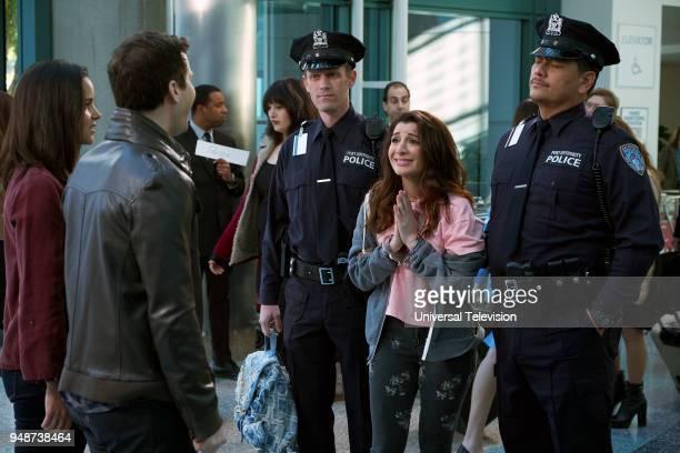 Episode 517 -- Pictured: Nasim Pedrad as Katie Peralta --