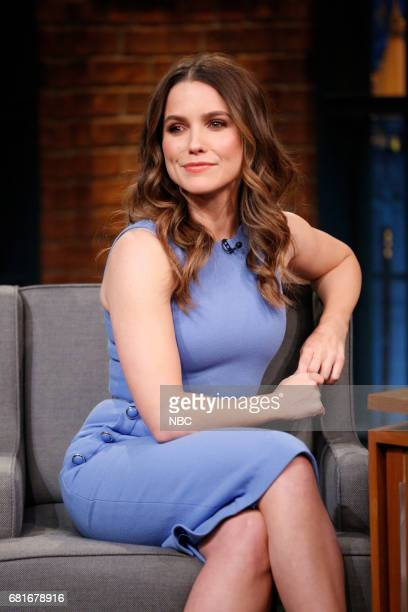 Actress Sophia Bush on May 10 2017