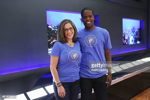 TANK 'Episode 529' Two Dallas entrepreneurs demonstrate their smart light bulb which can be programmed from a mobile phone for home or business a...