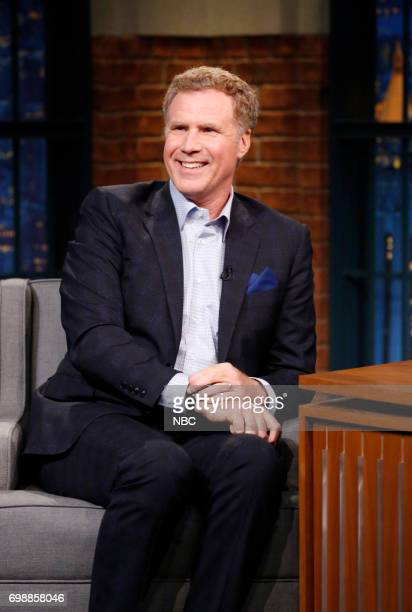 Comedian Will Ferrell during an interview on June 20 2017