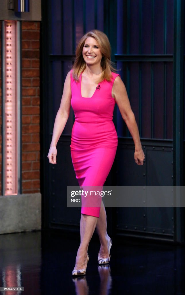 Late Night with Seth Meyers - Season 4 : News Photo