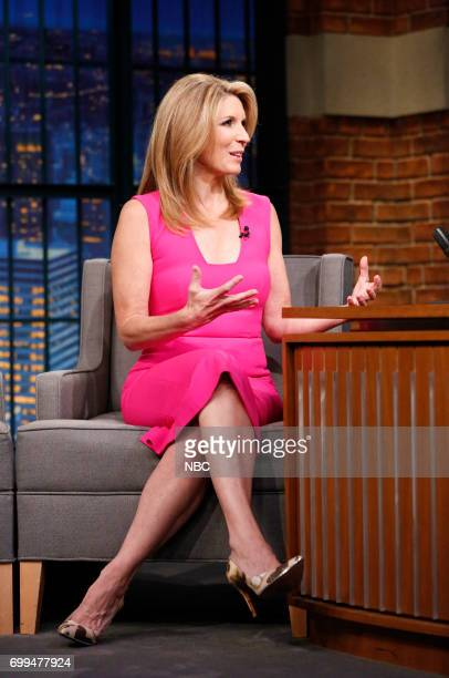 Journalist Nicolle Wallace during an interview on June 21 2017