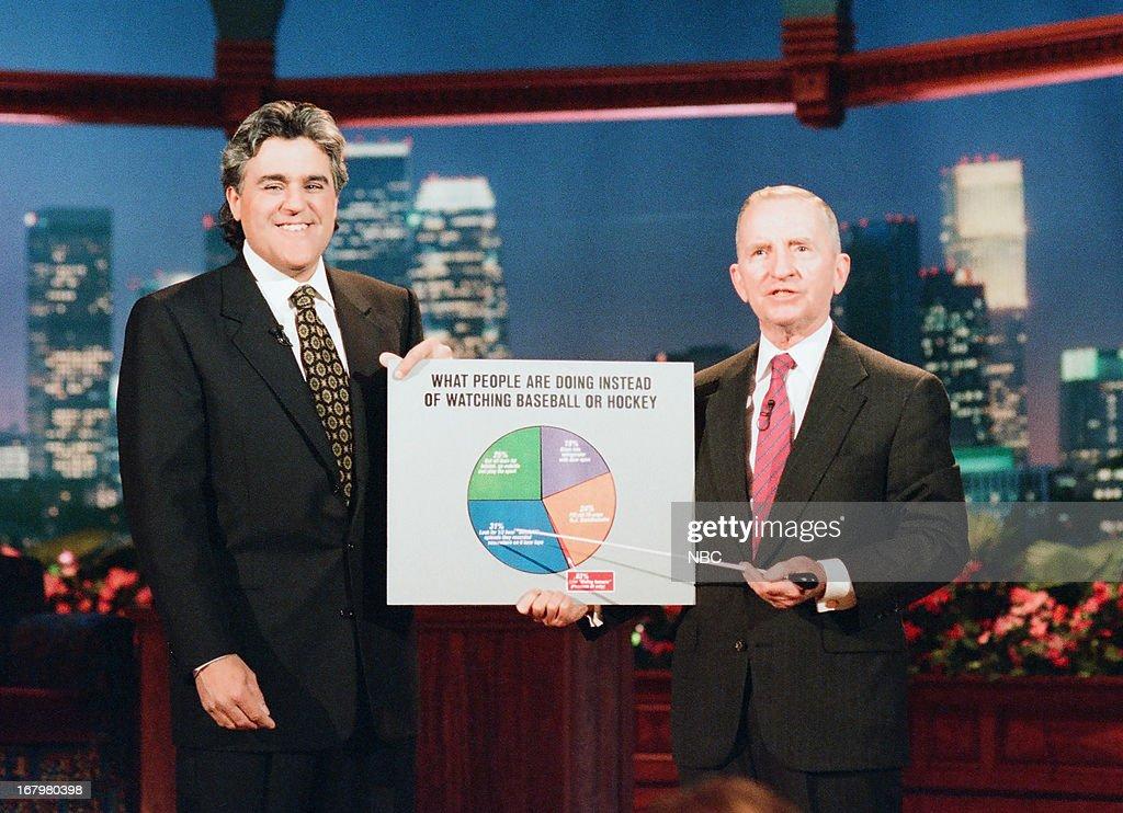 """NBC's """"The Tonight Show with Jay Leno"""" - Season 3"""