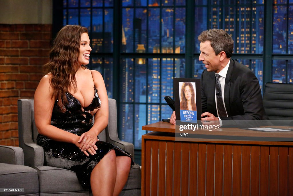 Late Night with Seth Meyers - Season 4 : News Photo
