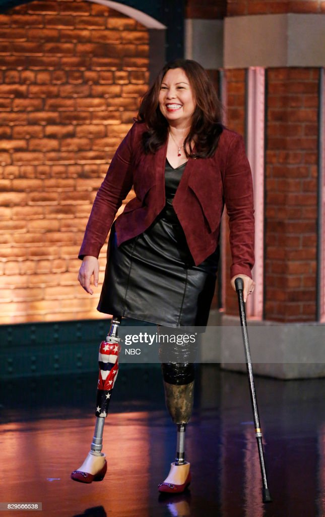 "NBC's ""Late Night With Seth Meyers"" With Guests Howie Mandel, Senator Tammy Duckworth, Aaron Schatz"