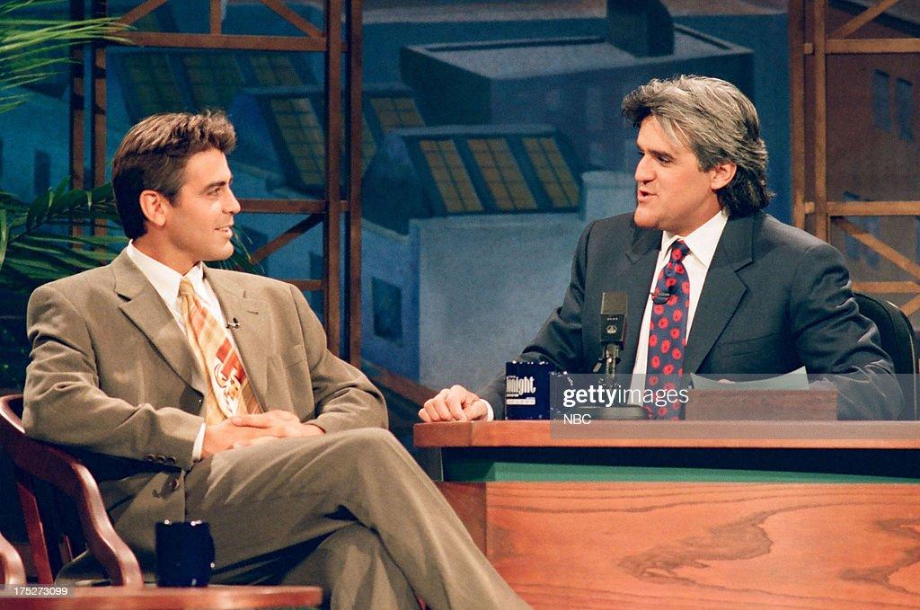 The Tonight Show with Jay Leno - Season 3 : News Photo