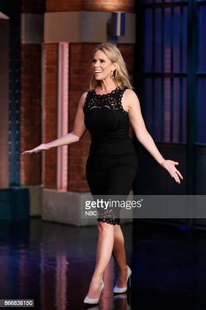 Actress Cheryl Hines arrives on October 26 2017