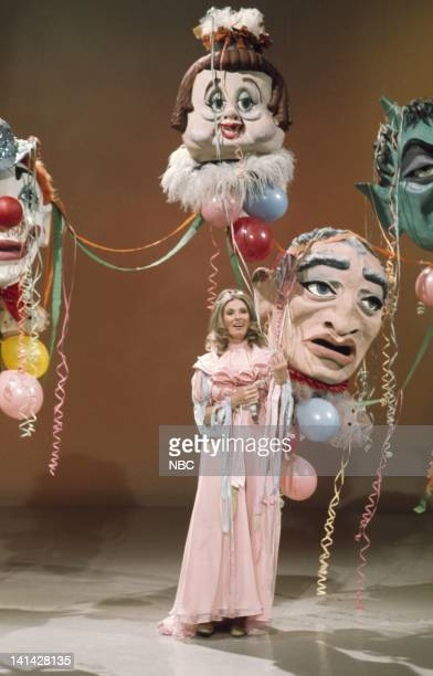 SHOW Episode 6 Air Date Pictured Actress Cloris Leachman performs on February 23 1973 Photo by Fred Sabine/NBCU Photo Bank