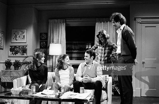 LIVE Episode 6 Air Date Pictured Carrie Fisher as Joan Loud Gilda Radner as Jean Loud Dan Aykroyd as Rick Phillips Jane Curtin as Mrs Loud Bill...