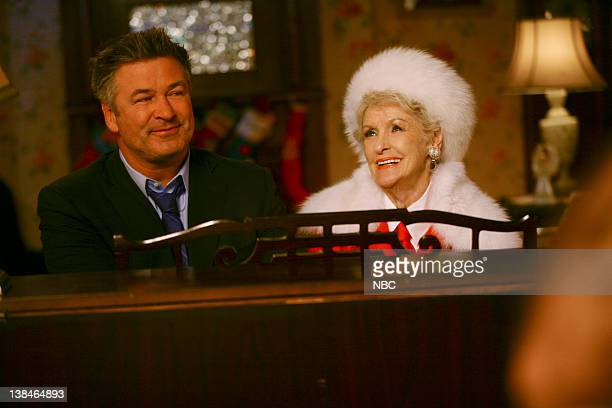 30 ROCK Episode 6 Aired Pictured Alec Baldwin as Jack Donaghy Elaine Stritch as Colleen Donaghy