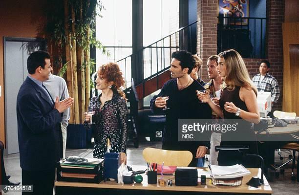 Judd Nelson as Jack Richmond Kathy Griffin as Vicki Groener Nestor Carbonell as Luis Rivera Brooke Shields as Susan Keane