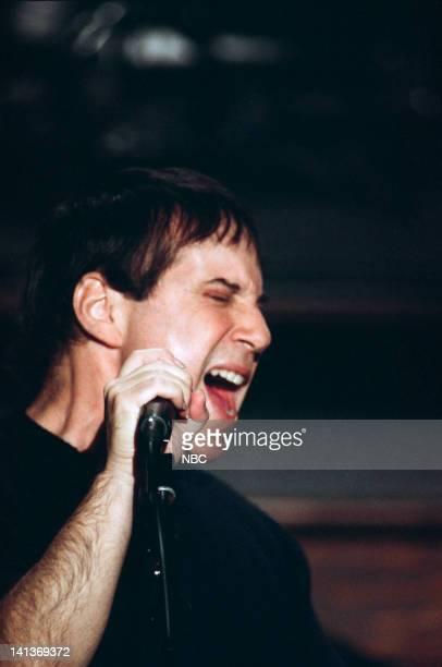 Musical guest Paul Simon performs on November 17 1990 Photo by Raymond Bonar/NBCU Photo Bank