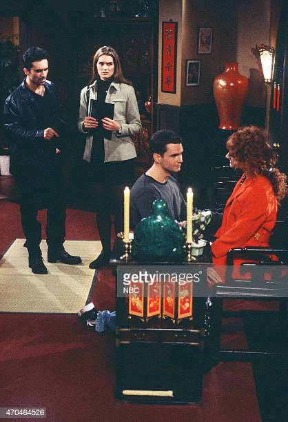Nestor Carbonell as Luis Rivera Brooke Shields as Susan Keane David Strickland as Todd Stites Kathy Griffin as Vicki Groener