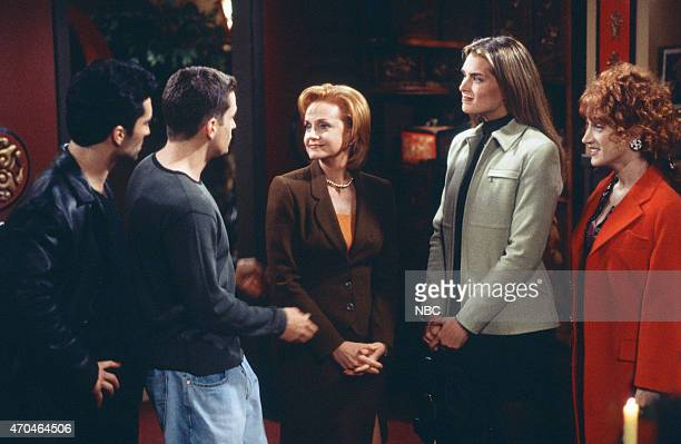 Nestor Carbonell as Luis Rivera David Strickland as Todd Stites Swoosie Kurtz as Liz Miller Keane Brooke Shields as Susan Keane Kathy Griffin as...