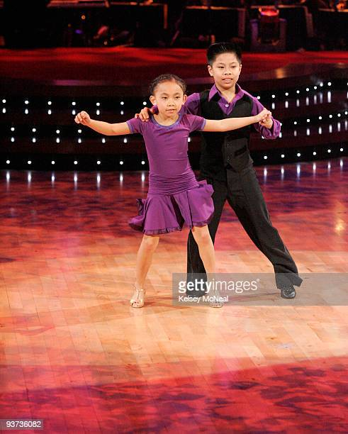 SHOW Episode 605A For the second week in a row kids shook and shimmied their way into America's hearts in a live ballroom dancing competition Judges...