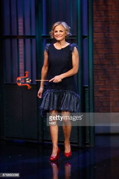 Actress Amy Sedaris arrives on November 20 2017