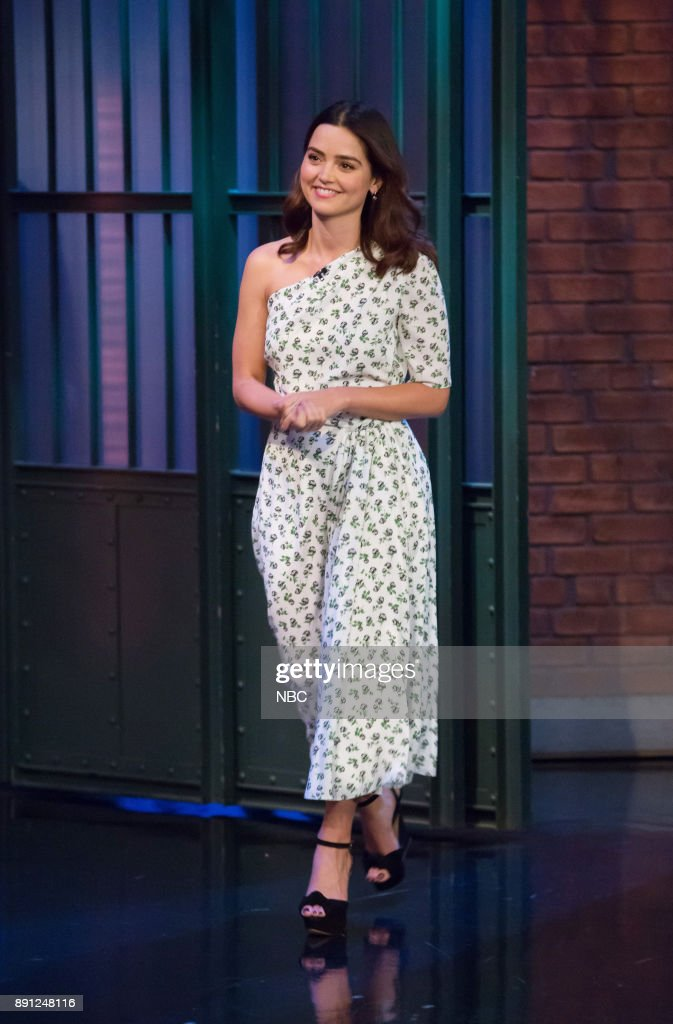 "NBC's ""Late Night with Seth Meyers"" With Guests Seth Rogen, Jenna Coleman, Clean Bandit & Julia Michaels"