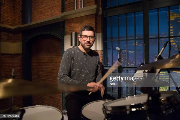 Drummer Mark Guiliana from 'The Mark Guiliana Quartet' performs with The 8G Band on December 12 2017