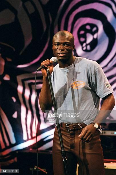 Singer Seal on February 8 1995