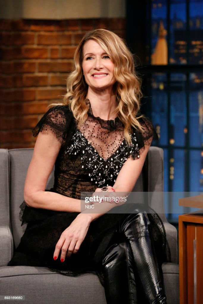 "NBC's ""Late Night With Seth Meyers"" With Guests Laura Dern, Fergie"