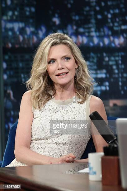 Episode 657 -- Pictured: Michelle Pfeiffer --