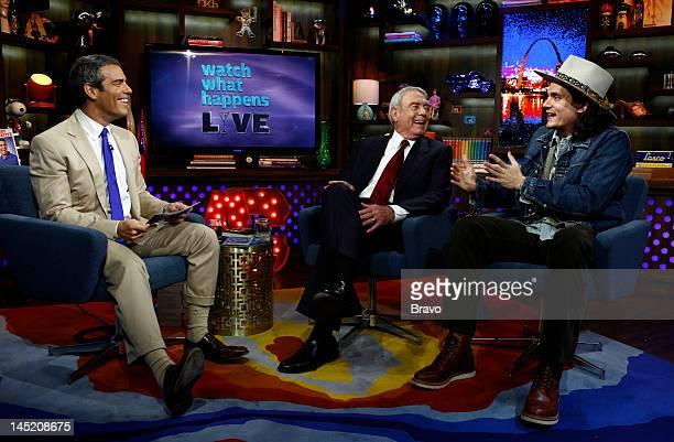 Andy Cohen Dan Rather John Mayer