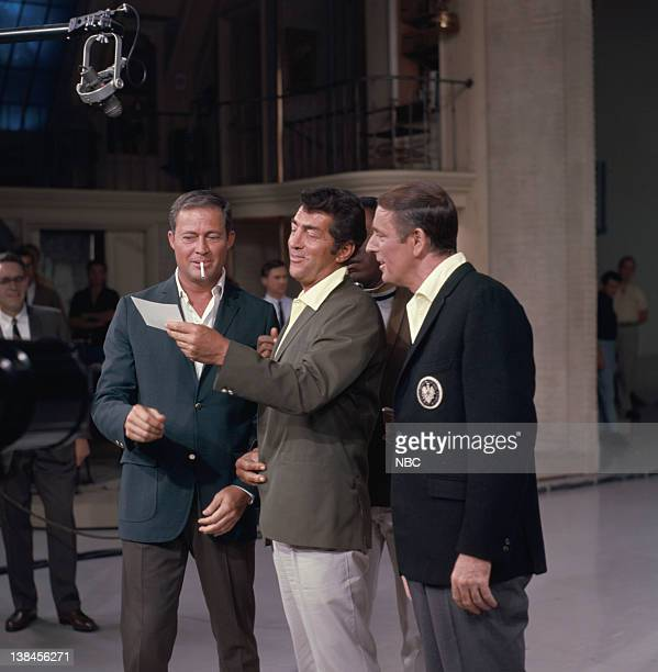 SHOW Episode 7 Aired Pictured Dan Rowan Dean Martin and Dick Martin