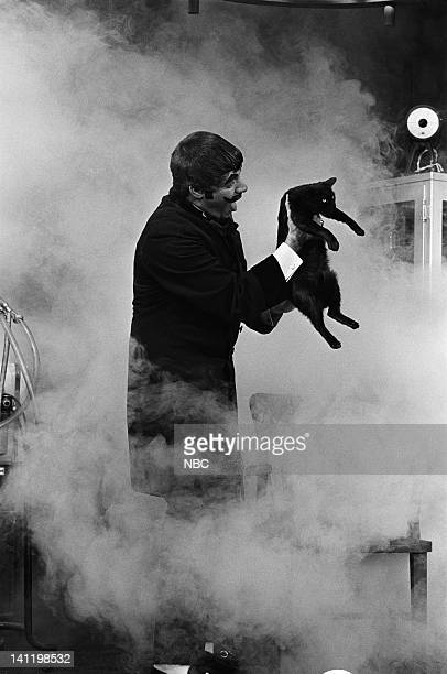SHOW Episode 7 Aired Pictured Jerry Lewis as Ralph Rotten the mad scientist Photo by NBCU Photo Bank