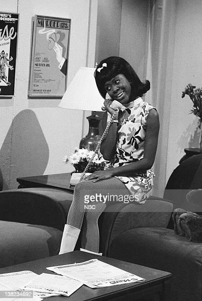 Danitra Vance as Latoya Marie during the 'That Black Girl' skit on January 18 1986