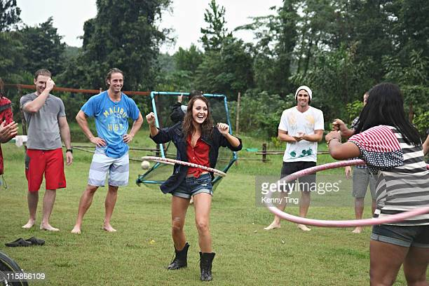 THE BACHELORETTE 'Episode 704' Ashley hopes that southern Thailand will be the perfect place to start over and move forward in her search for a happy...