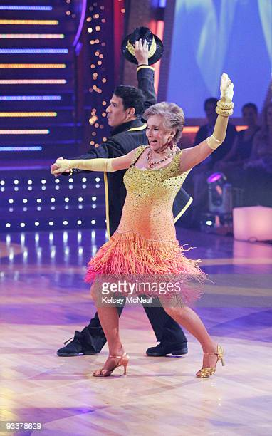 STARS 'Episode 706' Each of the remaining couples danced an individual routine in addition to the first group routine of the season old school...