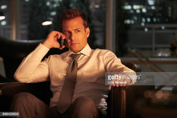 SUITS 100 Episode 708 Pictured Gabriel Macht as Harvey Specter