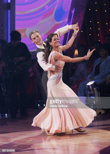 """Episode 710A"""" - In Tuesday's two-hour Season Finale, all three finalists performed their third and final dance -- one of their favorite past routines..."""