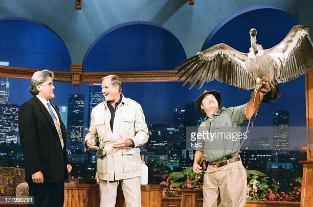 Host Jay Leno Zoologist Jim Fowler Unknown on June 13 1995
